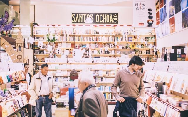 Librería Santos Ochoa Castroviejo
